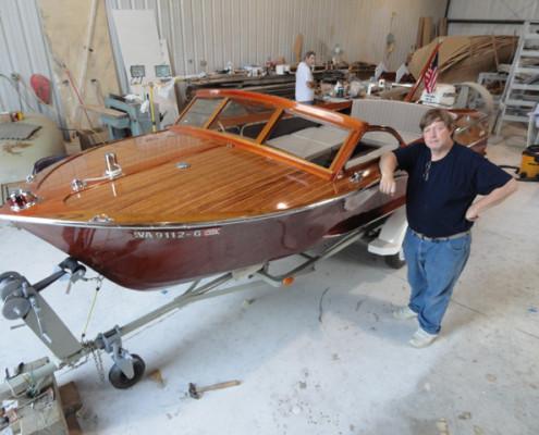 16ft Cadillac Restoration