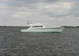 61ft Sportfisher