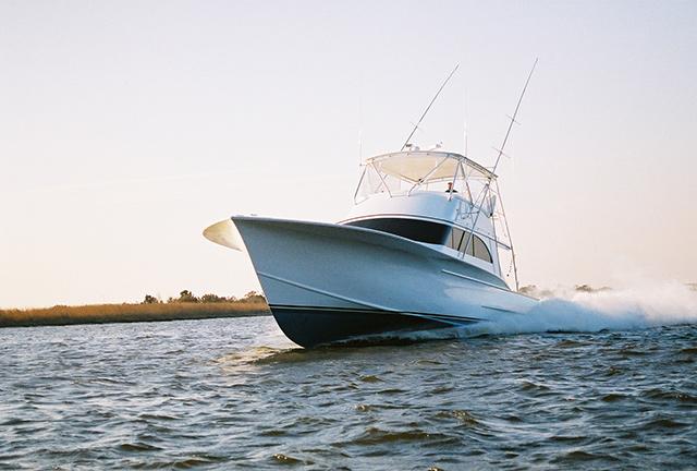 Sport Fishing Yachts amp Custom Carolina Boats 61 Sportfisher